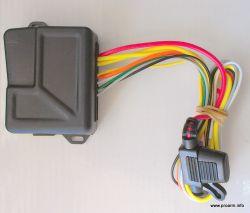 CarLight - Модул за автоматично включване на дневни светлини