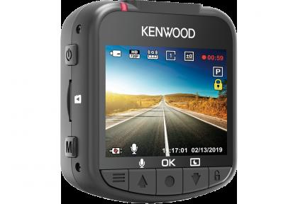 Kenwood DRV-A100 - HD видеорегистратор с G-сензор