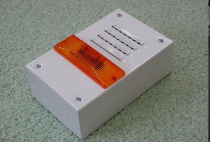 HS-4000 Двойнобронирана сирена с лампа
