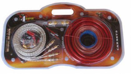 Комплект кабели за автомобилен усилвател 5