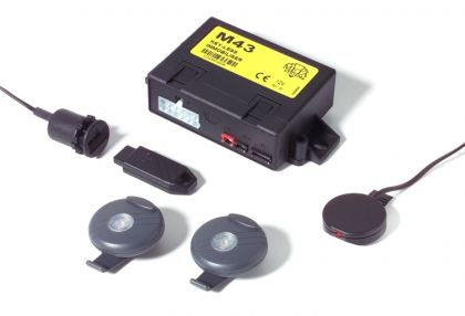 Безконтактен имобилайзер Meta System M43