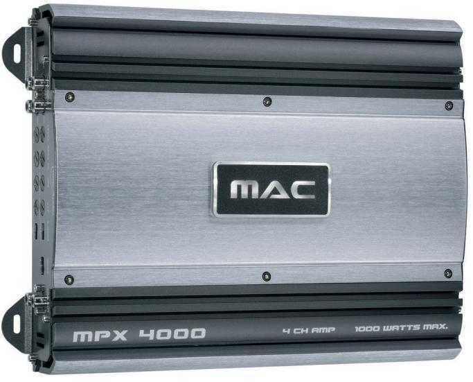 mac audio mpx 4000. Black Bedroom Furniture Sets. Home Design Ideas