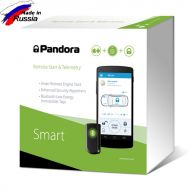 Pandora Smart - CAN-bus алармена система с GSM модем