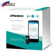 Pandora Smart Pro - алармена система с GSM модем и GPS приемник