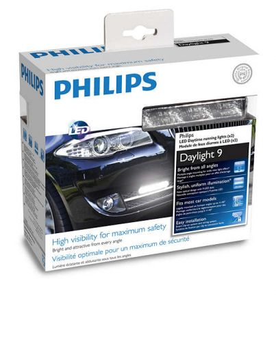 Дневни светлини PHILIPS DayLight LED 9