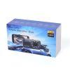 DVR T657 Full HD Двуканален видеорегистратор с камера за заден ход