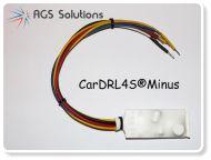 CarDRL4S - Модул за дневни светлини (управление с минус)